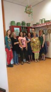 BCLM - Het team Hoofdlocatie Reinalda groep twee