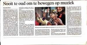 Haarlems Dagblad 8-5-2015